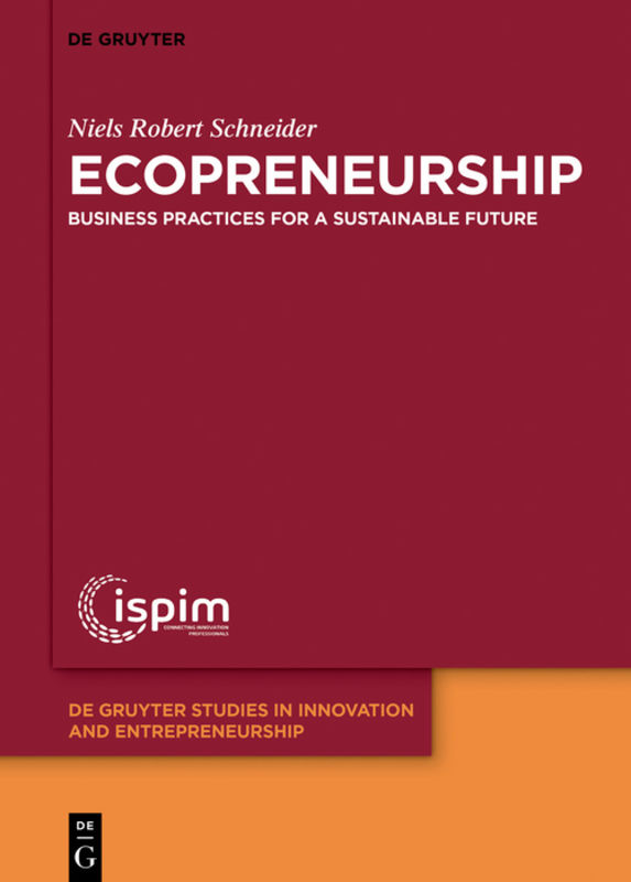 Book Cover Ecopreneurship